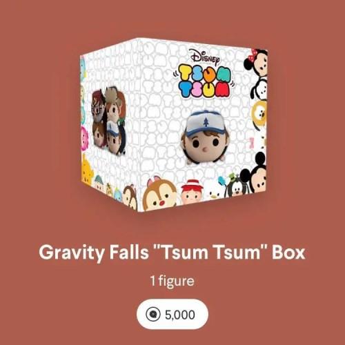 New Virtual Gravity Falls Tsum Tsum On Quidd App 6
