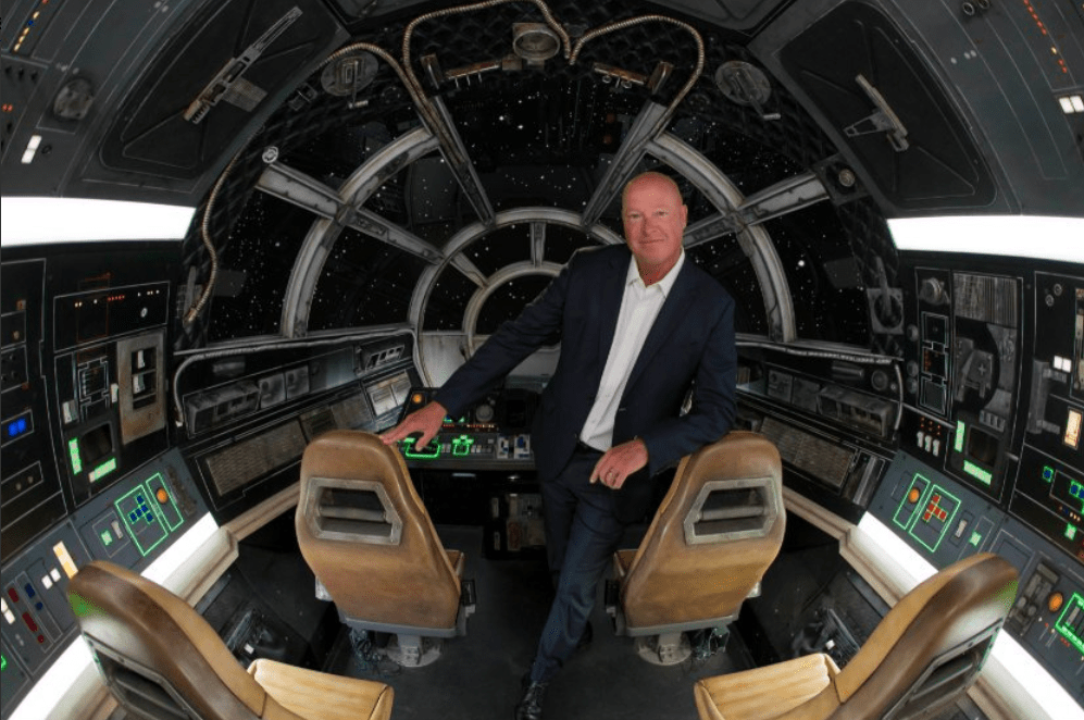 The Millennium Falcon Ride Will Have Enough Pods to Handle 1,800 People/Hour