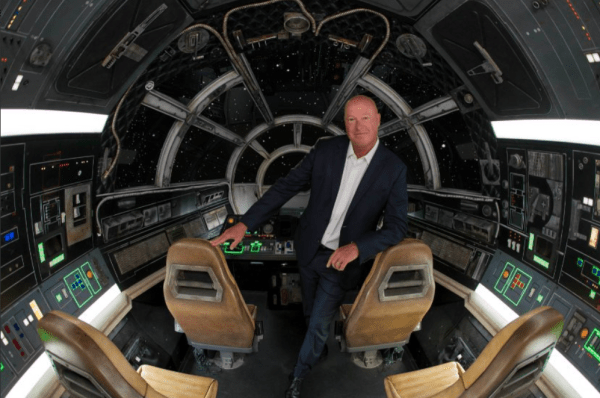 The Millennium Falcon Ride Will Have Enough Pods to Handle 1,800 People/Hour 1