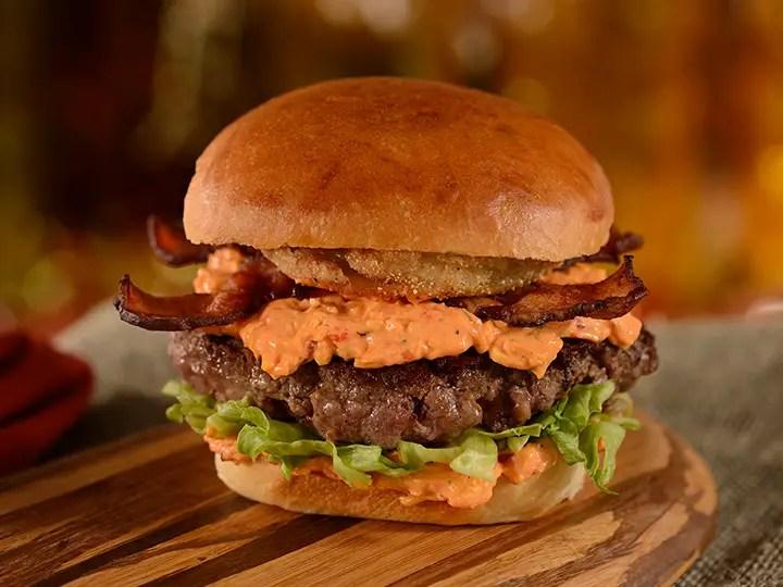 D-Luxe Burger at Disney Springs Now Serving Breakfast