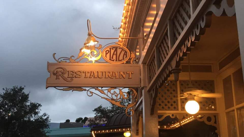 The Plaza Restaurant Has a New Menu