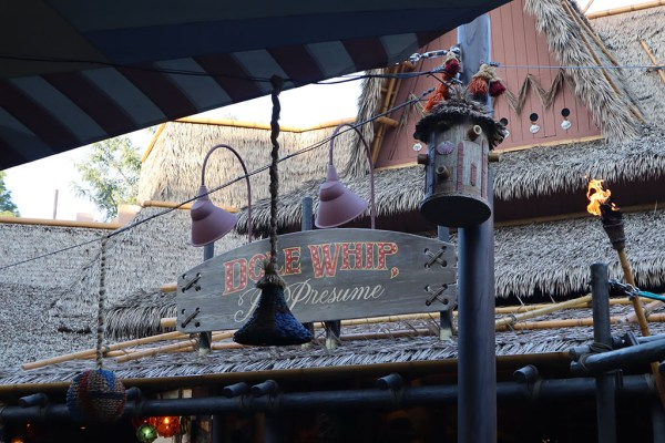 The Tropical Hideaway, now Open in Adventureland at Disneyland Park 3