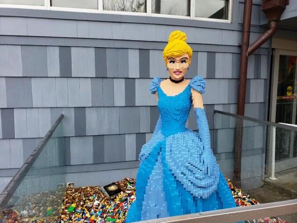 Cinderella Lego