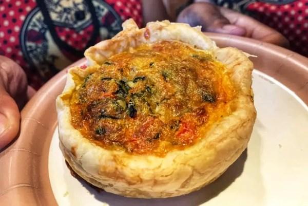 New Breakfast Menu Items at Tamu Tamu Refreshments