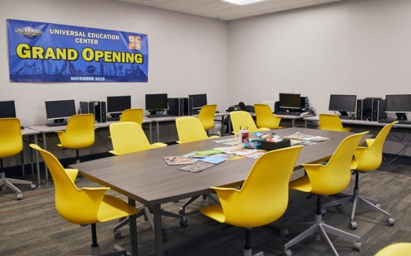 Universal Orlando and Orange County Schools Celebrate the Opening of the Universal Education Center