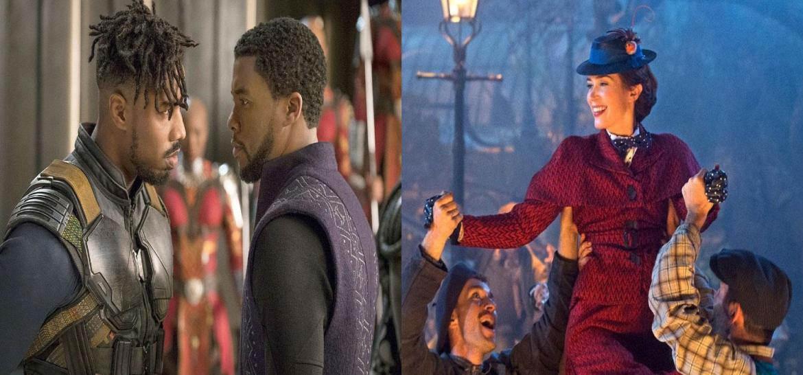 AFI Names Top 10 Films of 2018, Black Panther and Mary Poppins Returns Named