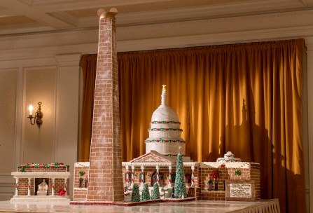 American Adventure Gingerbread