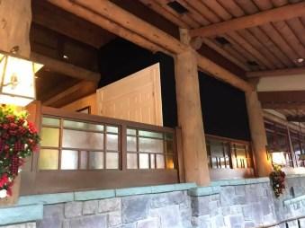 Storybook construction windows and beams