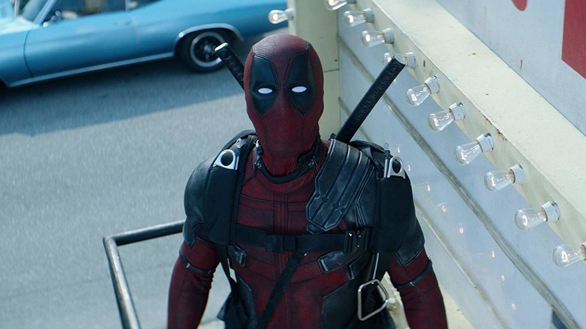 Hilarity Ensues As Deadpool Fan Reroutes Avengers Domain