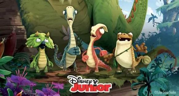 """Your Kid's New Disney Craze Is On It's Way As """"Gigantosaurus"""" Is Set To Premier"""