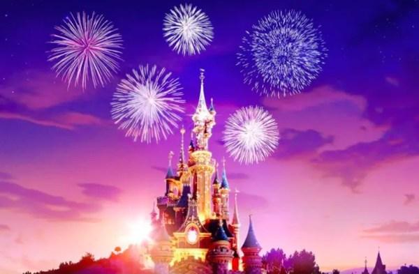 New Years Eve at Disneyland Paris! 1