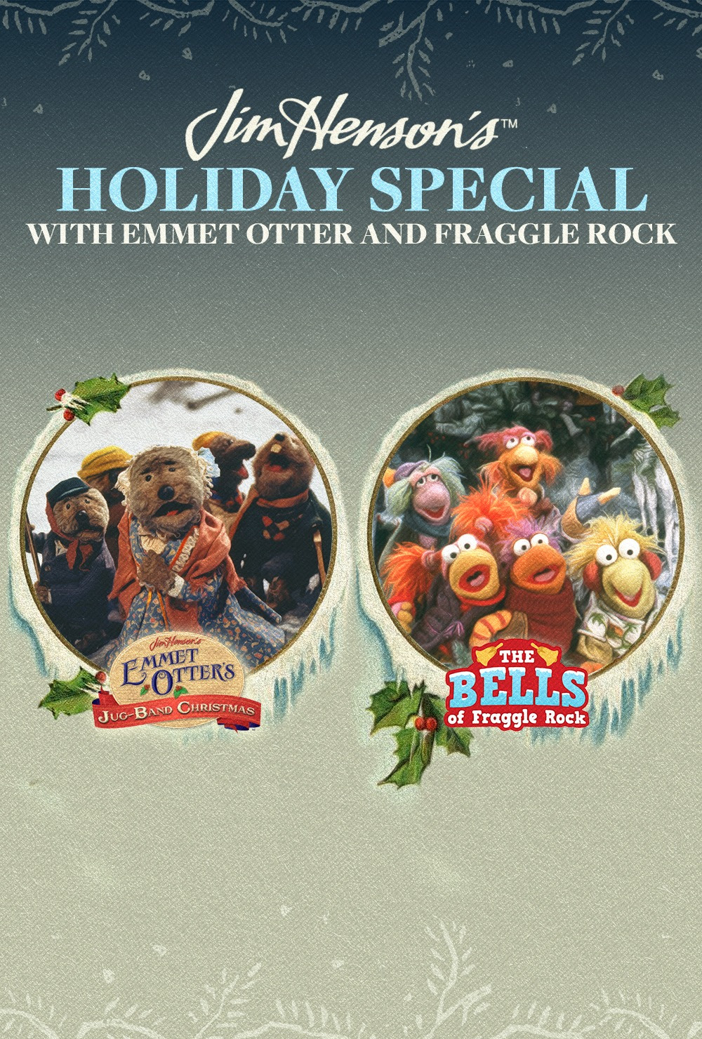 Last chance to see EMMET OTTER'S JUG-BAND CHRISTMAS and THE BELLS OF FRAGGLE ROCK in theaters