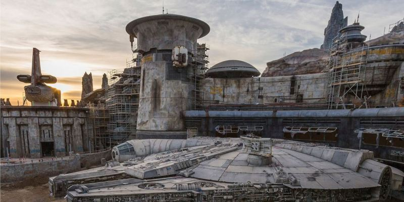 Star Wars Galaxy's Edge Reservations Will Have a 4 Hour Limit