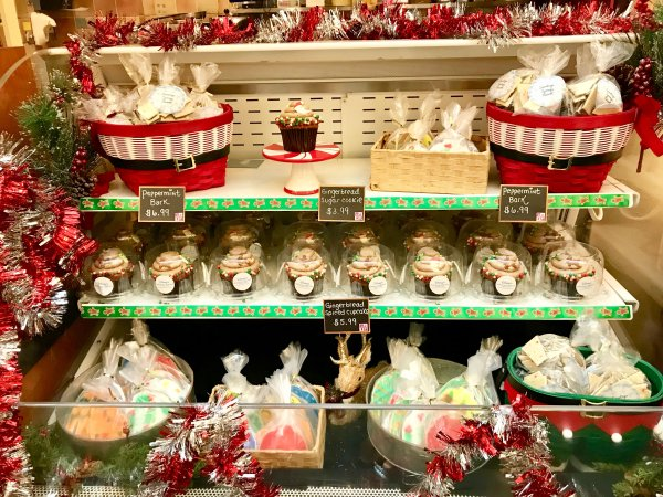 Saratoga Springs Christmas Treat Spectacular