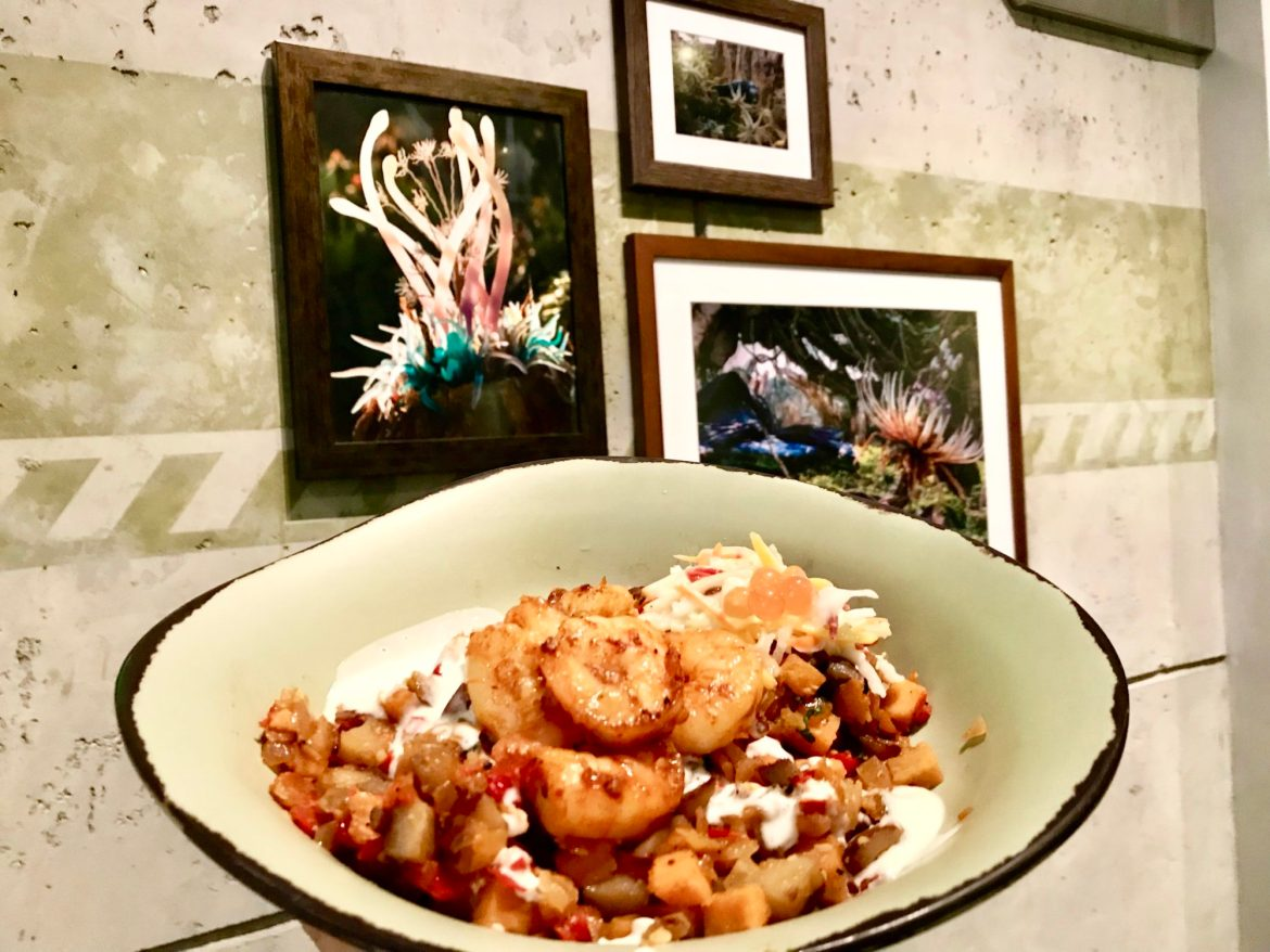 Review: Chili-Garlic Shrimp Bowl at Satu'li Canteen