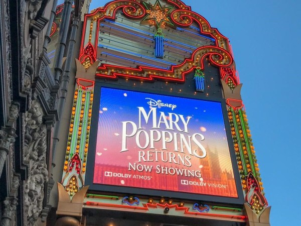1c22d2cafdd0 Review  Disney s  Mary Poppins Returns  at the El Capitan Theater