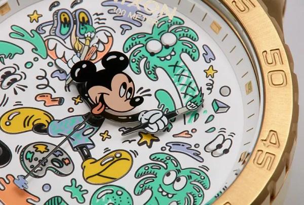 Nixon and Steven Harrington X Disney Watch Collection 2
