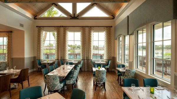 New Dining Hours For Sebastian's Bistro at the Caribbean Beach Resort