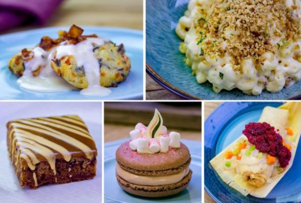 Delight and Devour At Disney Festival Of The Holidays With A Sip And Savor Pass