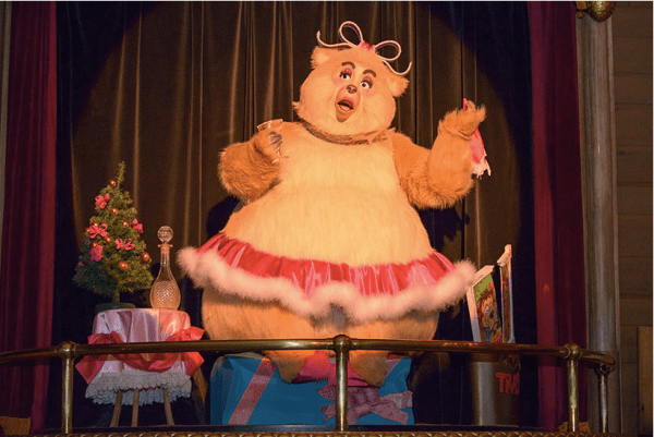 Country Bears Feeling Festive at Tokyo Disneyland! 3