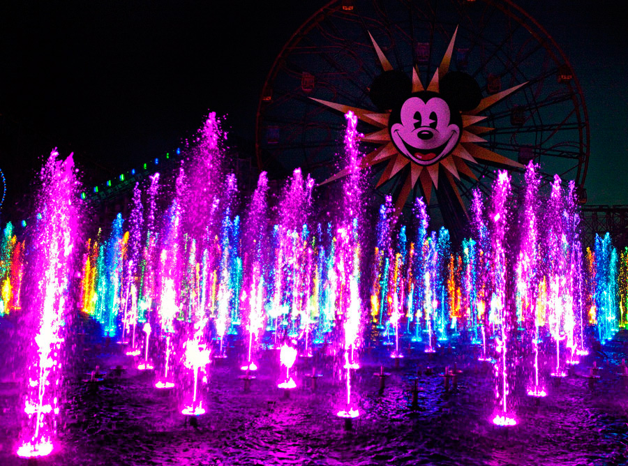World of Color Won't Return Until Next Year