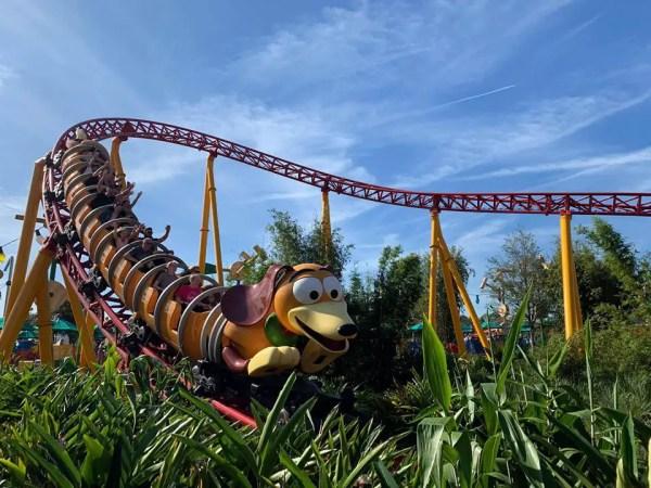 Slinky Dog Tail Lost