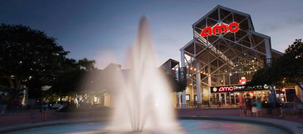Upgrades to AMC's Dine-In Theaters at Disney Springs.