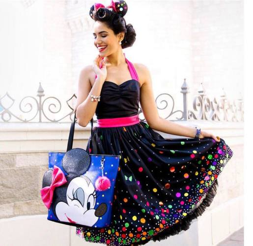 Rock The Dots Collection Celebrates Minnie's Style 7