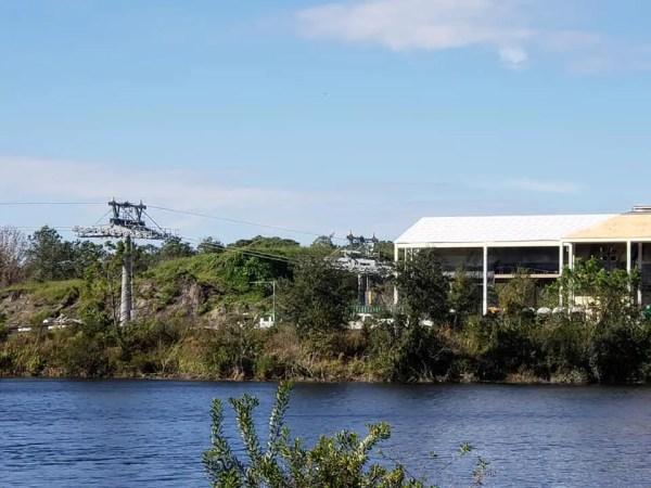 Caribbean Beach Skyliner Hub
