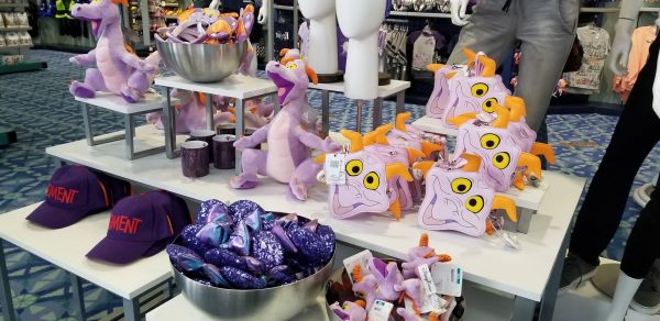It's Not Your Imagination, Figment Mouse Ears Are Now At Epcot 4