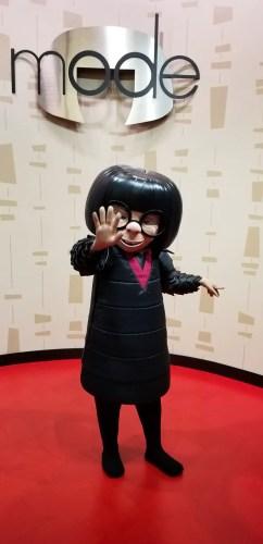 """No Capes!"": Edna Mode Makes Fabulous Debut at Disney's Hollywood Studios 2"