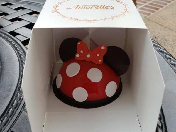 Minnie Rocks the Dots Amorette's