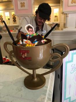 New Limited Edition Vanellope's Ice Cream Sundae