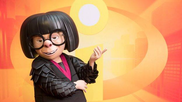 Edna Mode Coming to Disney's Hollywood Studios