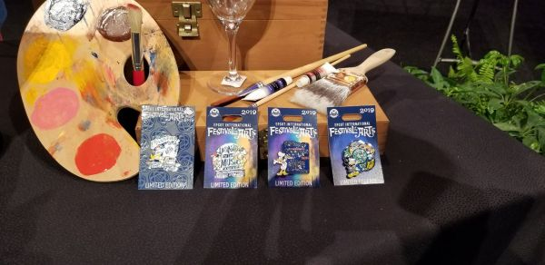 New Epcot Festival of the Arts Merchandise Revealed 7
