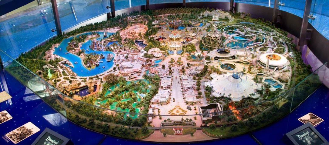 Mickey Mouse: From Walt to the World Exhibit