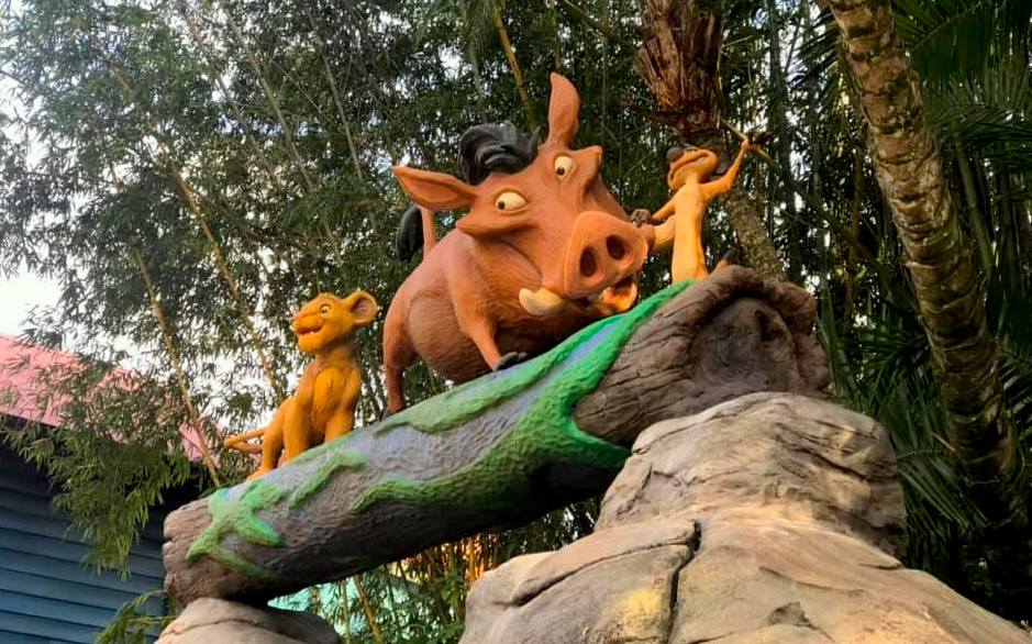 New Lion King Photo Opportunity Appears at Disney's Animal Kingdom