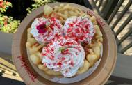 Share a Honey-to-Love Funnel Cake With Your Sweetheart!