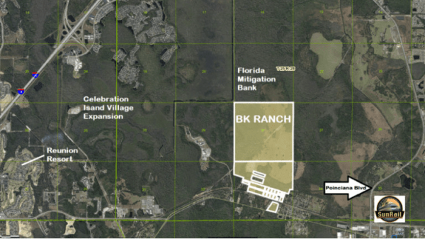 Breaking News: Disney has Puchased an Additional 1,500+ Acres In Osceola County 1