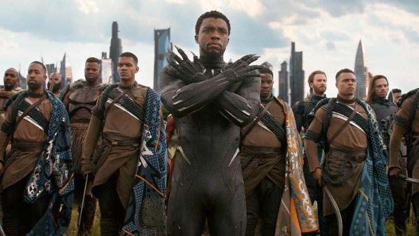 Black Panther Receives Historic Nomination