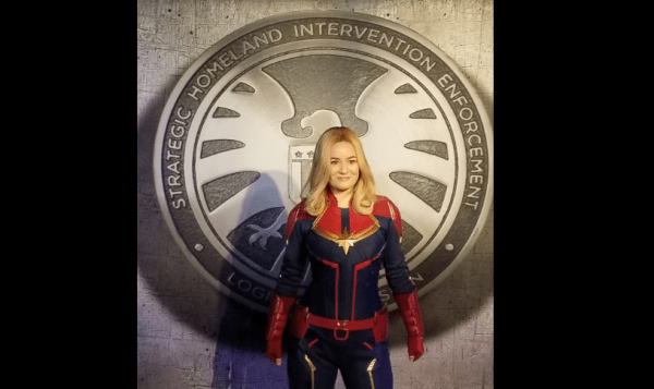A New Trailer for Captain Marvel has been Released