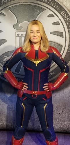 Captain Marvel Meet and Greet Coming to Disney Parks For a Limited Time 1