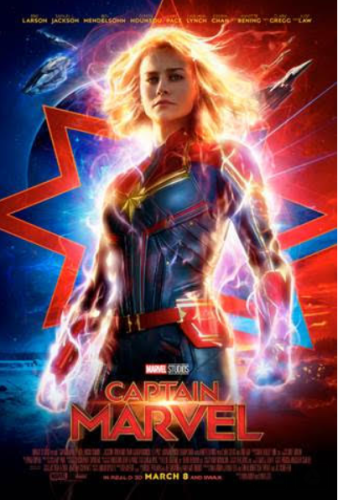 A New Trailer for Captain Marvel has been Released 1
