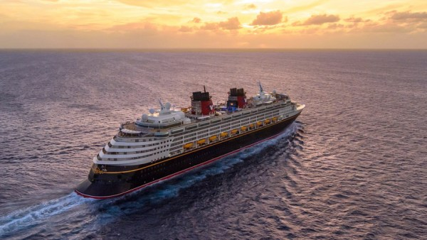 Disney Cruise Line Enters New Agreement with Port Galveston