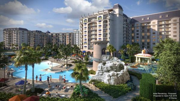 Disney's Riviera Resort is Now Accepting Reservations for December 1