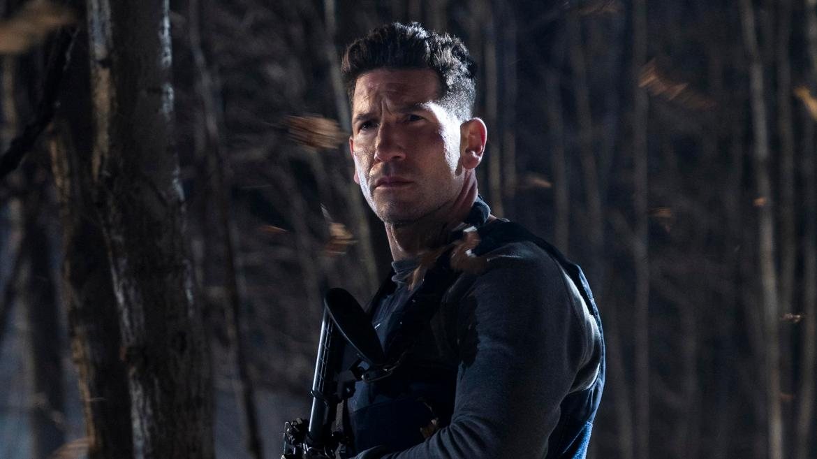 Marvel's The Punisher Season 2 is on Netflix Today!