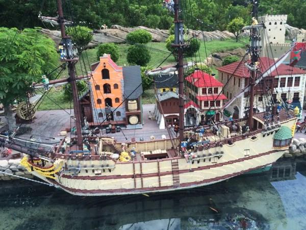 Limited Time FREE Florida Resident LEGOLAND Florida Preschooler Pass Coming Soon - Pirate Ship