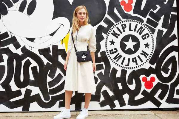 90 Years of Mickey Limited Edition Kipling Collection 5