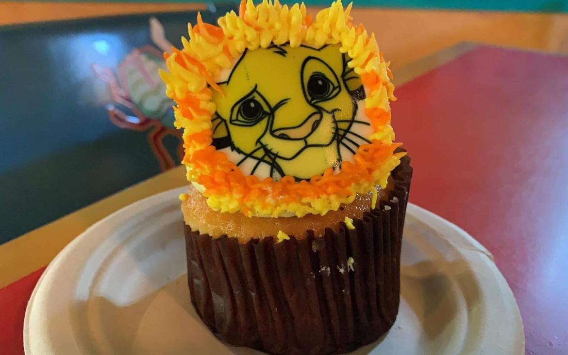 Lion King Cupcake Returns to Disney's Animal Kingdom