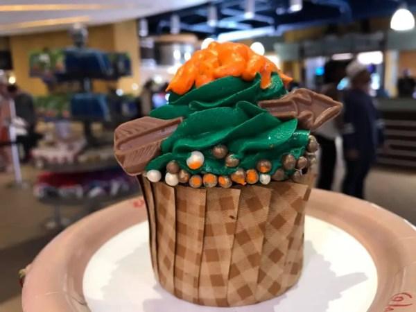 All Star Music Introduces a Merida Cupcake
